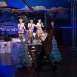 корпоратив, новый год, балаган лимитед, группа, выступление, адмирал, яхт клуб