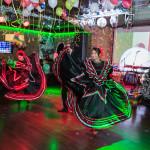 мексиканские танцы на корпоративе
