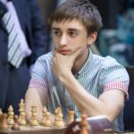даниил дбов за шахматной доской