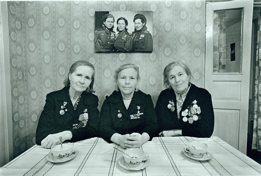 Боевые подруги Павел кривцов 1982 год