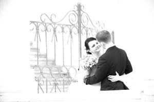 коломенское, свадьба, невеста, объятия
