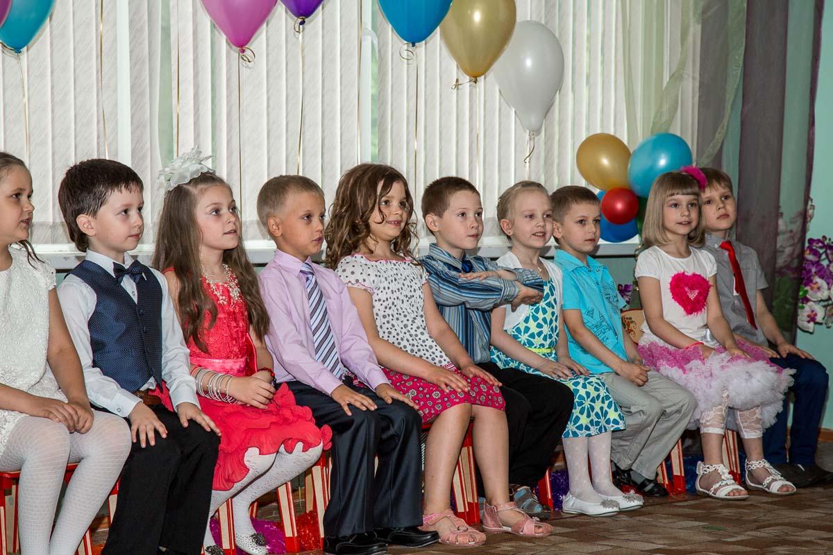 Выпускной детсад фото