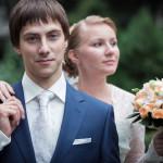 загс грибоедовский Даша  и Саша