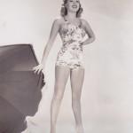 Betty Grable длинноногая