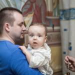 помазанье миром на крещении
