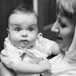 Портфолио фотограф на крещении в москве