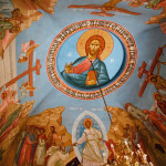 храм, улиткино, церковь, потолок, роспись