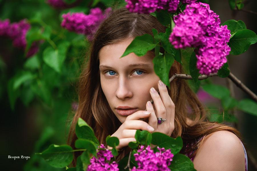 фотосессия, цветущие сады, фотосет в сирени, сиреневый сад, фотограф, фотосессия, фотография, портрет