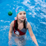 детский др в бассейне