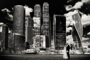 москва, москва-сити, свадьба, свадебная фотосессия, фотосессия москва