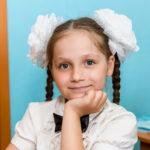 Портретная фотосессия в школе