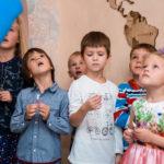 детский день рождения Балашиха 036
