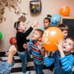 детский день рождения Балашиха 038