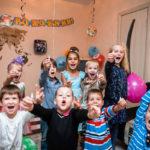 детский день рождения Балашиха 040