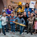 детский день рождения Балашиха 061