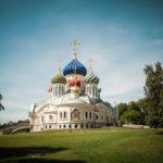 Фотограф на крещение в Переделкино