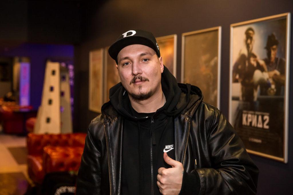 Рома Жиган, хип-хоп, реп, исполнитель