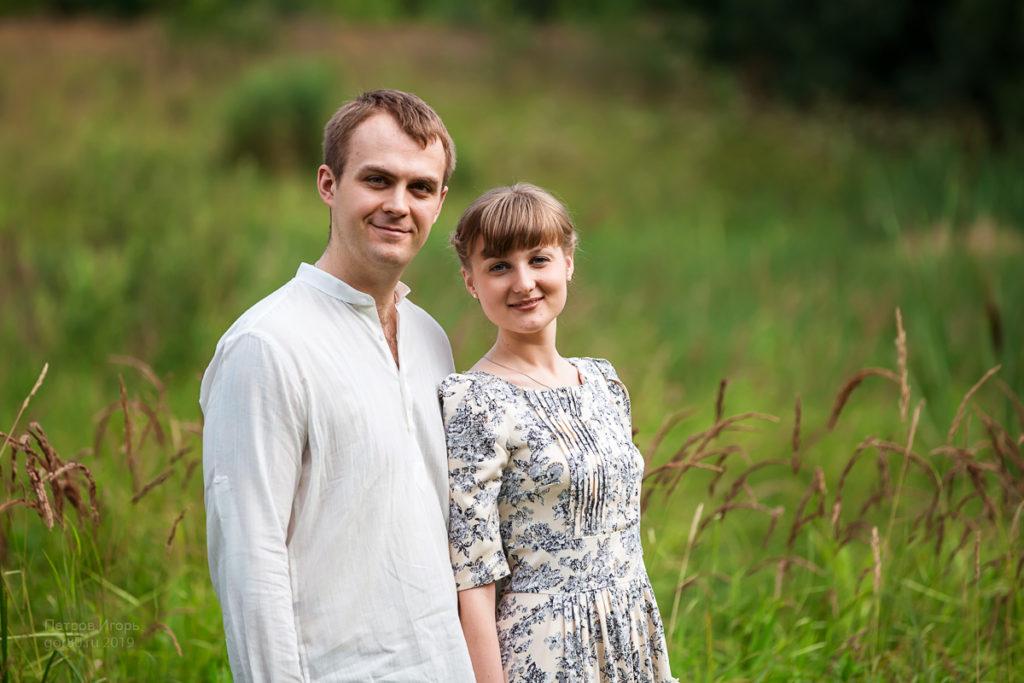 Катя и Артем love story