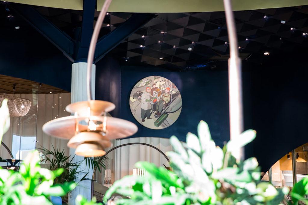 Фотосъемка в ресторане «Восход» - парк Зарядье