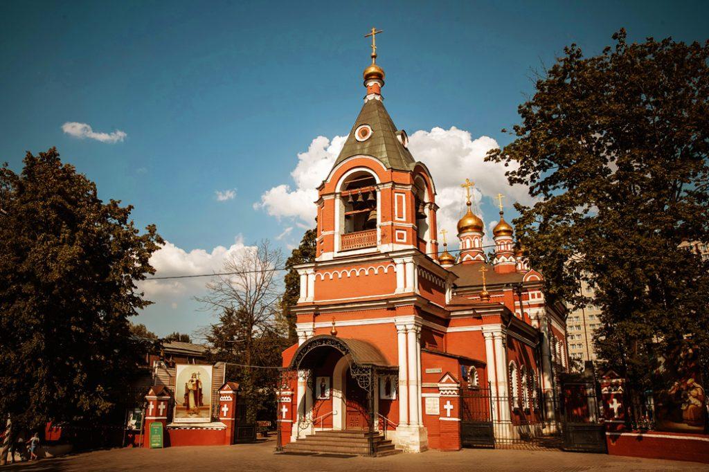 Храм, Владыкино
