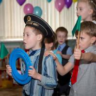 Выпускной в детском садике — Балашиха
