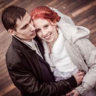 Свадьба —  Иван и Антонина Москва