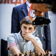 Человек против робота, шахматный репортаж Москва