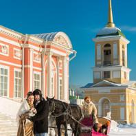 Свадьба — Марина и Леонид 02/2014
