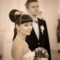 Свадьба: Игорь и Анна Петровский путевой дворец