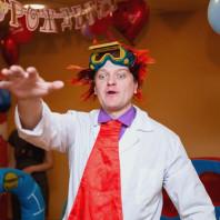 Детский день рождения — «химическое шоу»