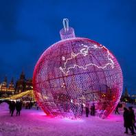 Москва 2016 — Рождественский свет