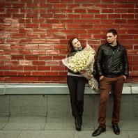 Love story на крыше в  Балашихе