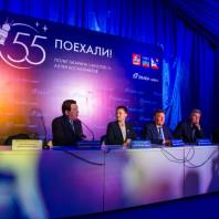 Открытие  макета корабля «Восток 1» в Красногорске — фоторепортаж
