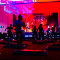 Russian Fitness Fair — репортаж