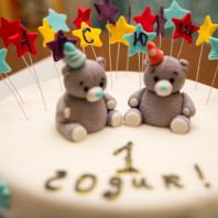 День рождения Арсения — 1 годик