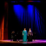 Концерт оперной музыки — репортаж