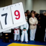 Репортаж  —  детский турнир по карате