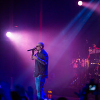 Репортаж — концерт Басты, Москва 04/2013
